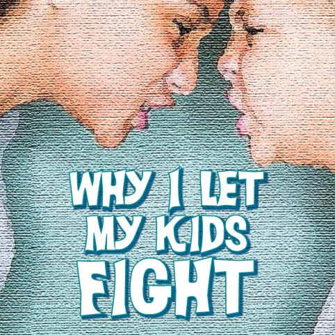 Michelle Lewsen Why I Let My Kids Fight