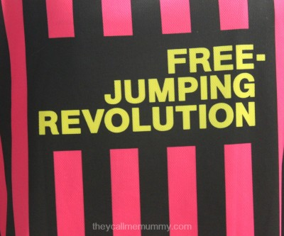 bounce free jumping revolution